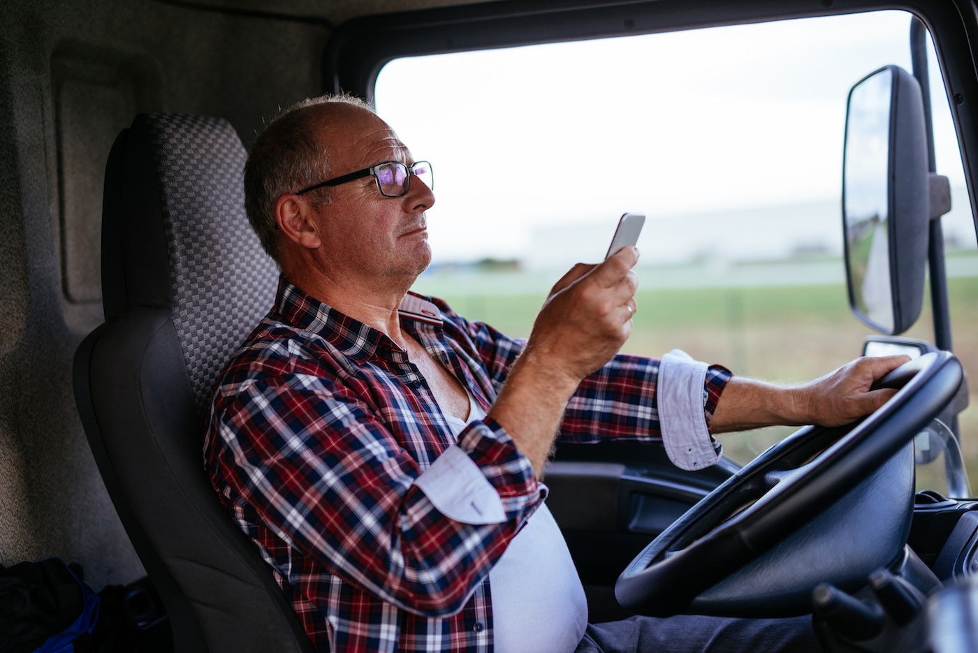 Image result for driver on phone